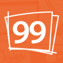 99designs Technographics