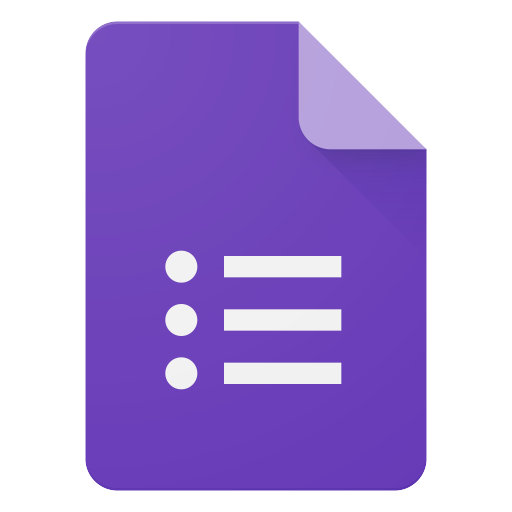 Google Forms Technographics
