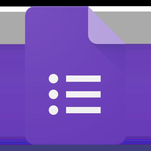 Google Forms Technographics