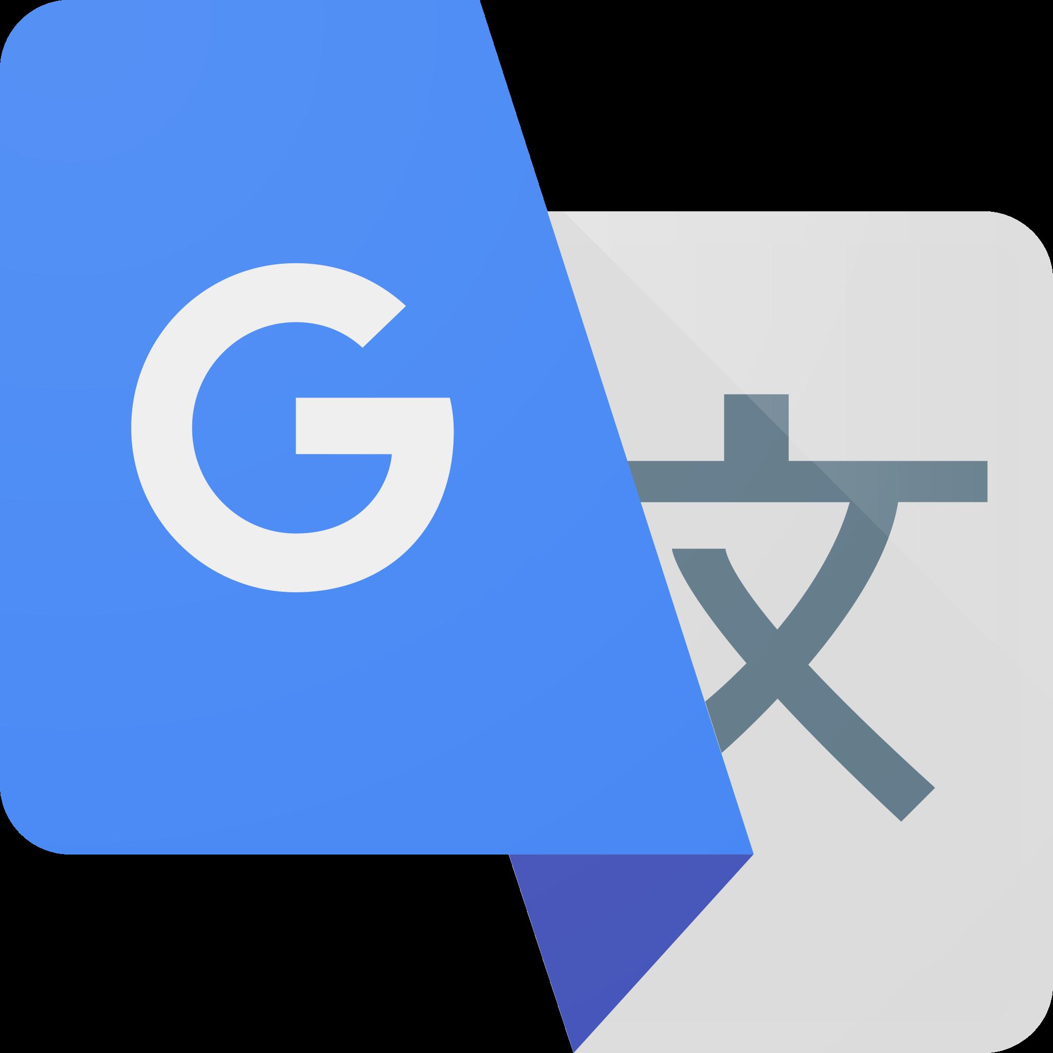 Google Translate Technographics