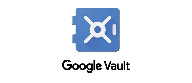Google Vault Technographics