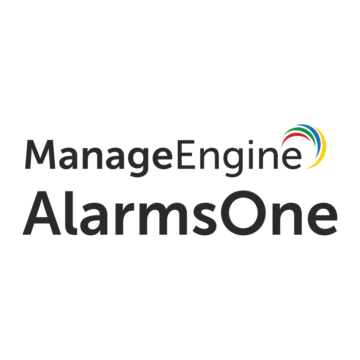 ManageEngine AlarmsOne Technographics