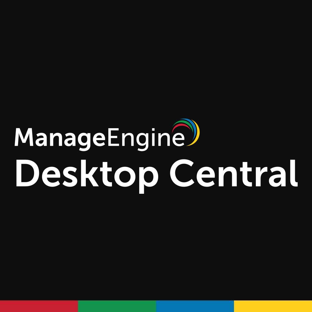 ManageEngine Desktop Central Technographics