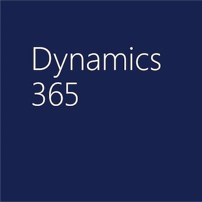 Microsoft Dynamics NAV Technographics