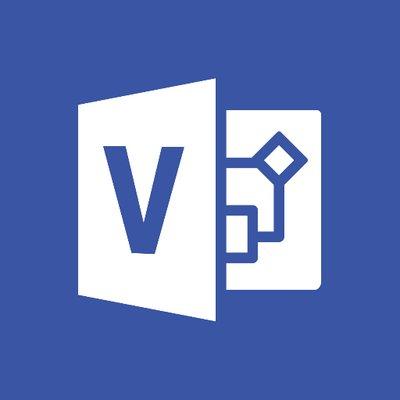Microsoft Visio Technographics