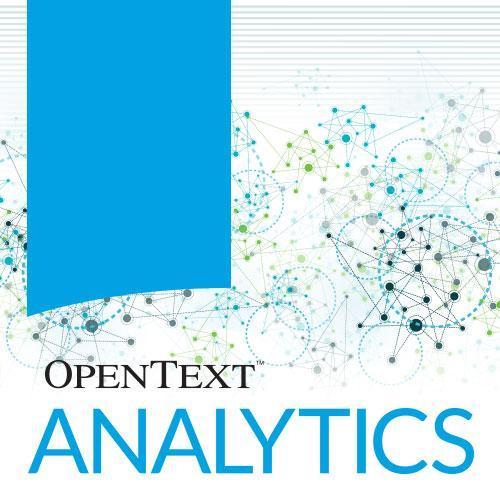 OpenText Actuate Information Hub Technographics