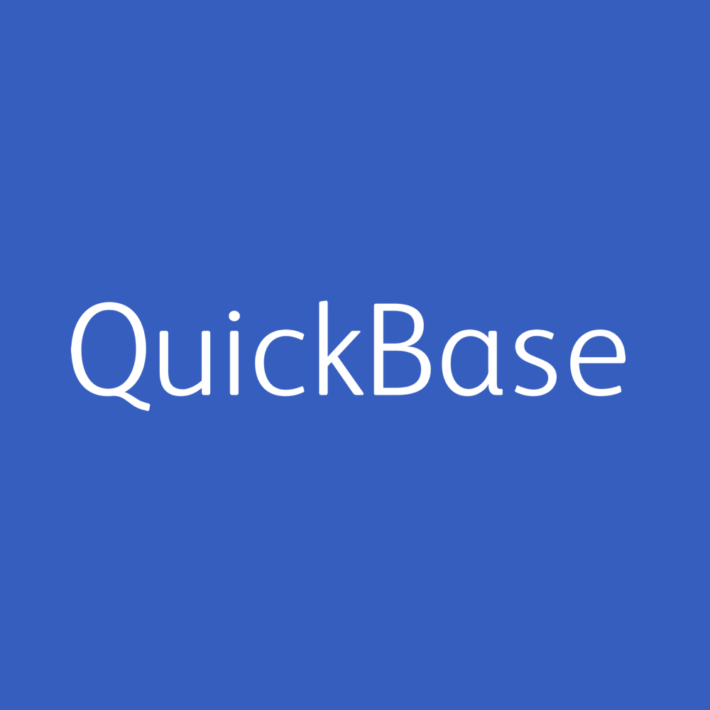 QuickBase Technographics