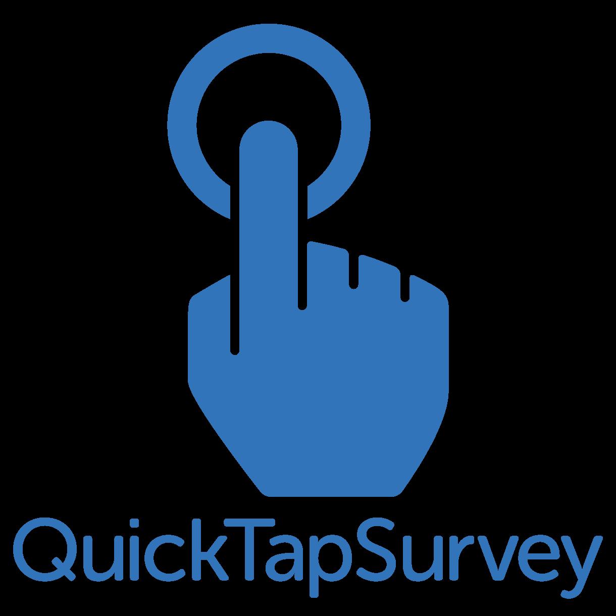QuickTapSurvey Technographics
