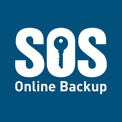 SOS Online Backup Technographics