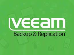 Veeam Backup and Replication Technographics
