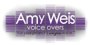 Amy Weis Voice Overs Technographics